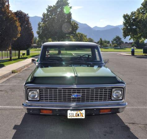 Chevy Dealership Cheyenne by 1972 Chevy Cheyenne Truck For Sale Photos