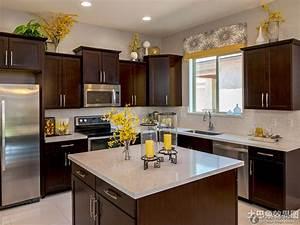 open kitchen designs - TjiHome