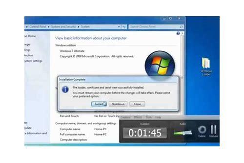 download software windows 7 loader free