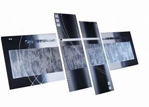 Tableau Metal Design : tableaux design metal peintre contemporain ejrac ~ Teatrodelosmanantiales.com Idées de Décoration