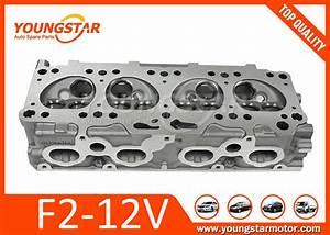 Mazda E2200 Bongo Engine Cylinder Head Valve 12v 4cyl Size