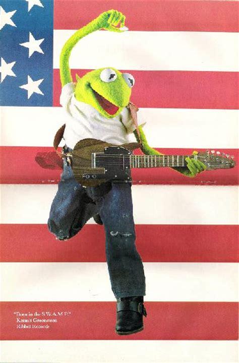 bruce springsteen muppet wiki