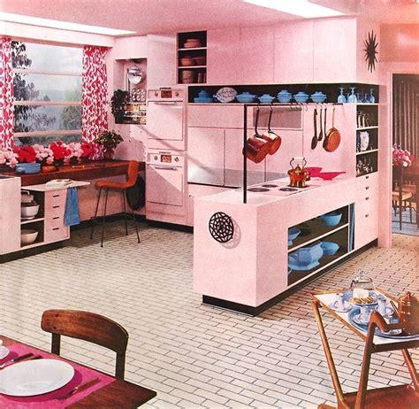kitsch kitchen accessories pink n kitsch kitchen retro diners kitchens 3582