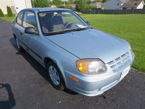 2004 Hyundai Accent For Sale by 2004 Hyundai Accent For Sale In Appleton Wi