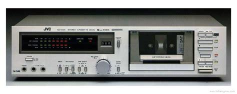 jvc kd d35 manual stereo cassette deck hifi engine