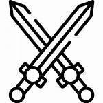 Icons Espadas Gratis Iconos