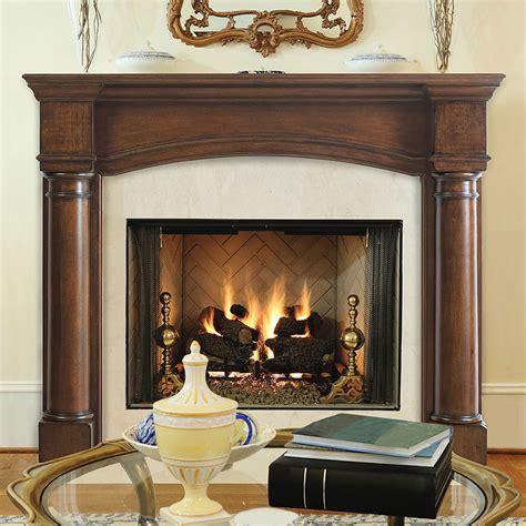 edinburgh      wood fireplace mantel surround