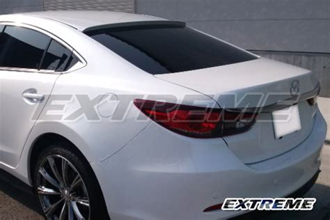 Mazda 6 12+ Mps Sedan Painted Extreme 1st Gen Roof Spoiler