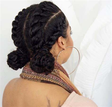 flat twist hairstyles 13 fierce looks from instagram that