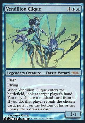 magic decks legacy faeries on magic the