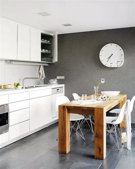 minimalist kitchen design  small spaces
