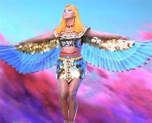 Katy Perry Becomes An Ancient Egyptian God In Her 'Dark ...