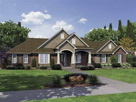 craftsman style house plan  beds  baths  sqft plan   craftsman house plans