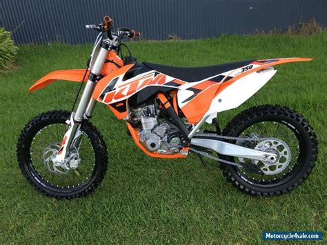 Ktm Sxf For Sale In Australia