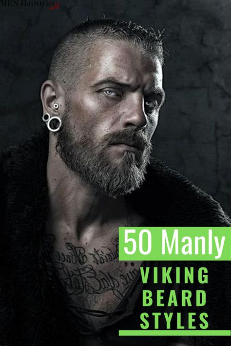 """If you are desperate to alter your look into a true viking man, hairstyle only is not enough. The concepts of """"Vikings"""" and """"beards"""" are pretty much ..."""