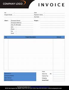 self employed invoice templates download free premium With self employed invoice template