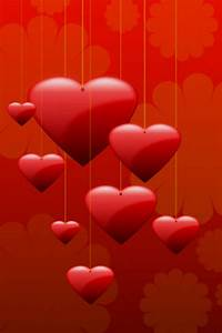 Heart Wallpaper for iPhone