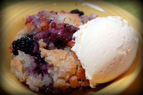 blackberry dessert recipe blackberry cobbler pink polka dot creations