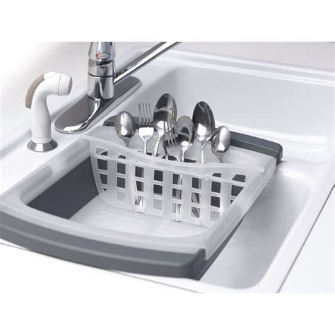 kitchen sink with drainer best dish drainer racks kitchen drainer racks reviews 8809