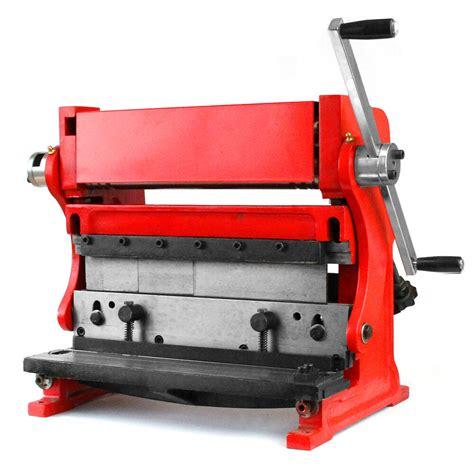 shear brake roll combination    metal work machine
