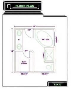 bath floor plans bathroom floor plans bathroom plans free 12x13 master bath addition floor plan with walk