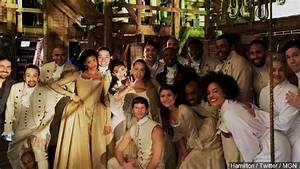 Cast Of  U0026 39 Hamilton U0026 39  To Perform Without Muskets At The Tony Awards