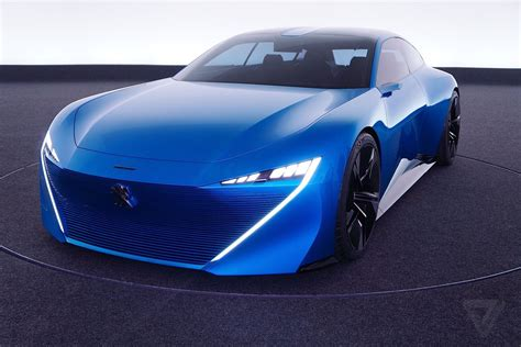 cars peugeot peugeot s instinct concept car is its vision of an