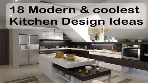design island kitchen 18 modern and coolest kitchen design ideas kitchen island
