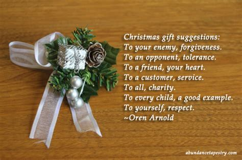 christmas quote christmas gift suggestions evelyn lim
