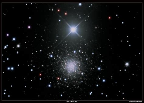 Ngc 2419 Wayward Globular Or The Milky Way's Own