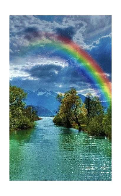 Rainbow Nature Scenery Sky Community Amazing God