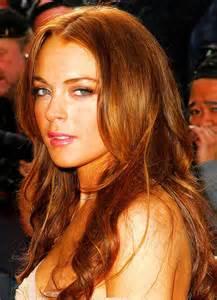 Lindsay Lohan Red Hair Actress