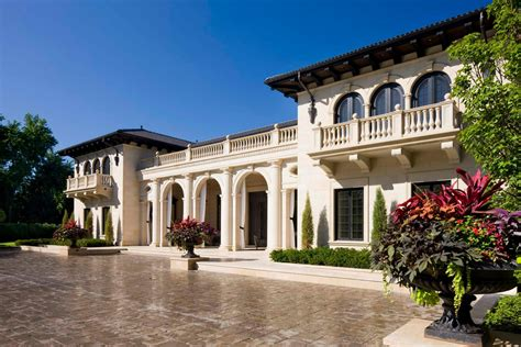 Tuscan Villa Style Homes, Tuscan Style Homes Designs Ideas