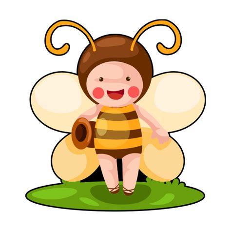 sticker et autocollant enfant abeille