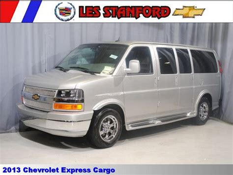 Buy New Chevroletexpress Explorer Conversion Van Lowtop