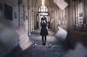 Impressive Conceptual Self Portraits by Cansu Özkaraca