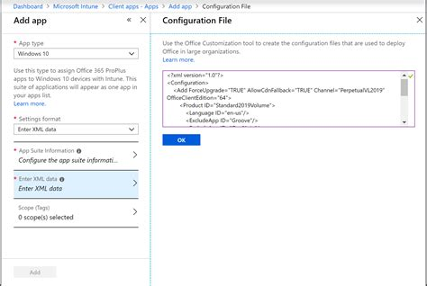 Office 365 Intune by Assign Office 365 Apps To Windows 10 Devices Using