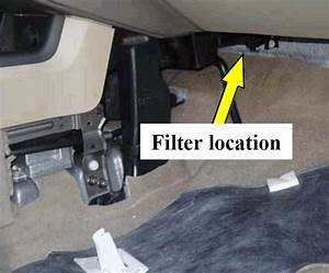 1999 Nissan Sentra Fuel Filter Location