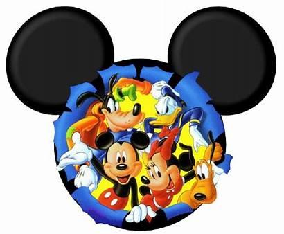 Clipart Mickey Ears Mouse Disney Birthday Clip