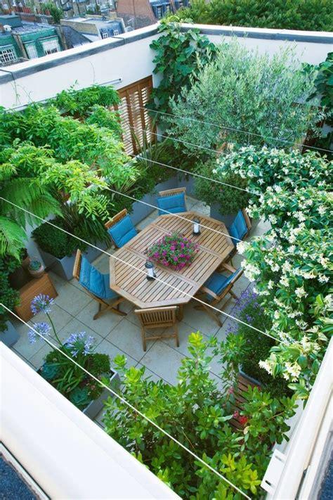 Der Frühling Naht 49 Coole Ideen Für Dachterrasse Gestalten