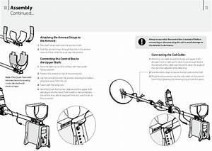 Instruction Manual Minelab Gpx 4800 5000 English Language