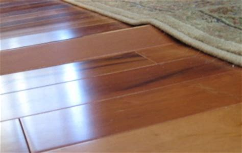 How to Repair Laminate Flooring: Buckling Laminate Flooring