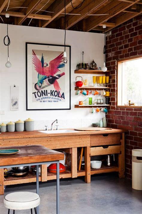 meubles de cuisine vintage idées déco pour une cuisine vintage le déco de made