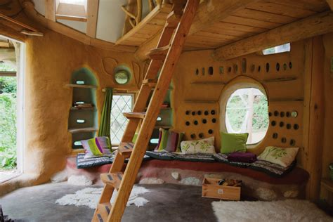 hobbit home interior amazing cob house interiors of earth sand and straw ecotek