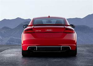 Audi Tt 2018 : 2018 audi tt rs costs 64 900 does 0 60 in 3 6 seconds ~ Nature-et-papiers.com Idées de Décoration