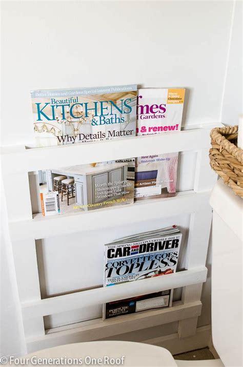 kitchen island on wheels ikea creative diy magazine racks decorating your small space