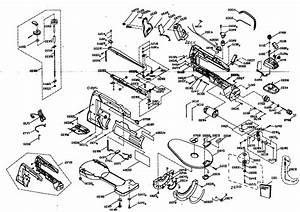 Craftsman Scroll Saw Parts