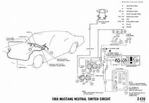 1965 Ford Mustang Starter Wiring Diagram