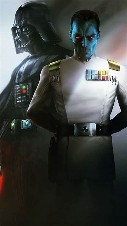 Thrawn Wars Iphone Alliances Mobile Android Samsung