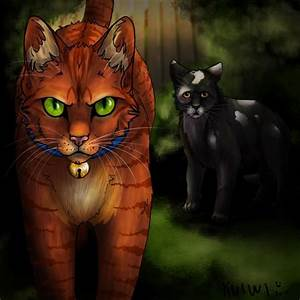 Cats La : fireheart says goodbye to smudge you go firestar heart paw rusty warriors pinterest ~ Orissabook.com Haus und Dekorationen
